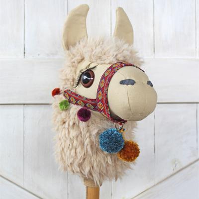 albinka llama