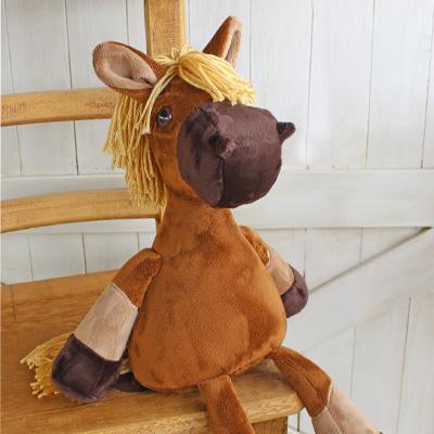 sitting pony