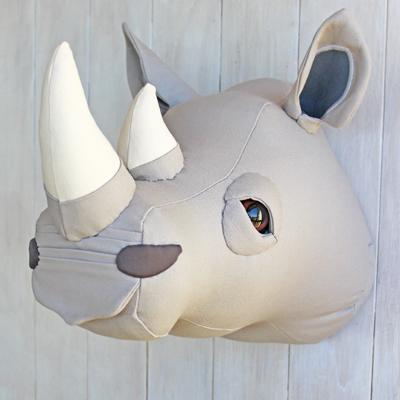 Rhino decoration